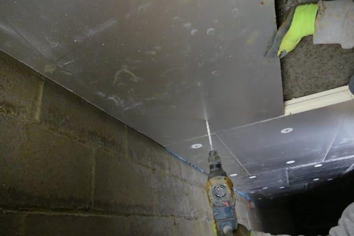 Kruipkelder isolatie - © Isolatie & Renovatie Verhoeven