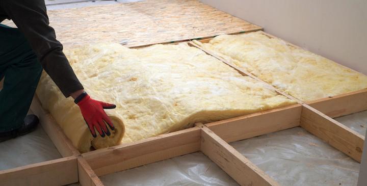 Hoe een zoldervloer isoleren?