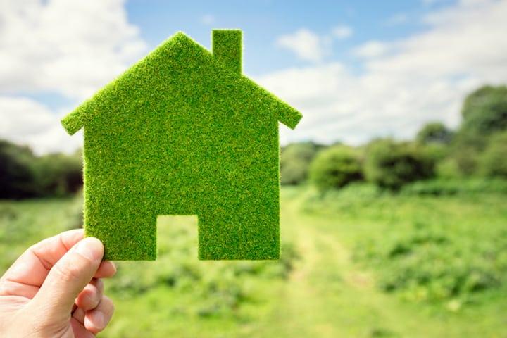 De 6 voordelen van ecologische isolatie