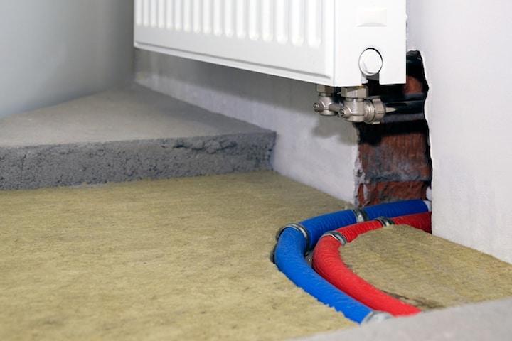 Vloer isoleren met vloerisolatieplaten