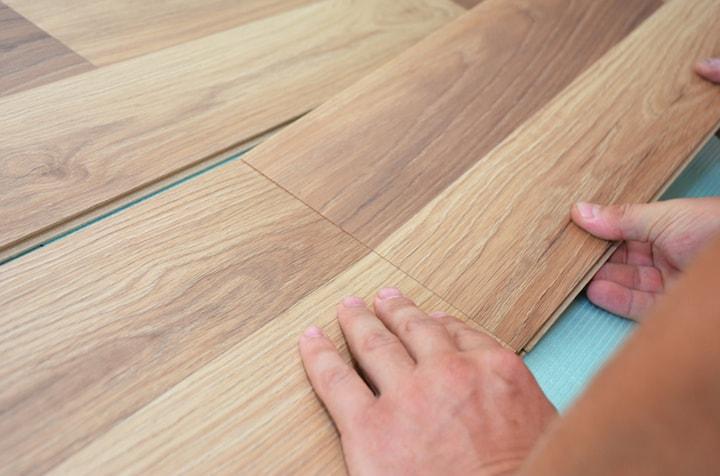 Vloerisolatieplaten voor houten vloer